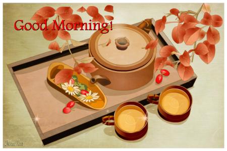 Флэш открытка доброе утро, день открытки картинки
