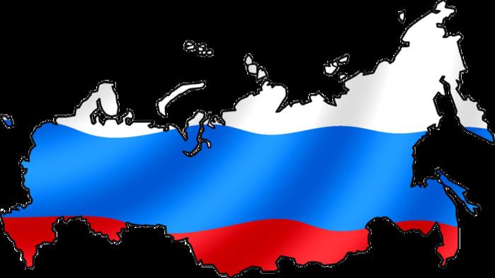 Картинки по запросу карта россии флаг
