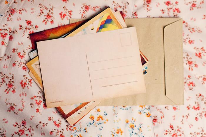 открытка которую можно послать по почте венок это