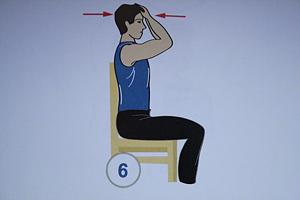 Упражнения при боли в шее 6 (300x200, 85Kb)