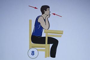 Упражнения при боли в шее 8 (300x200, 90Kb)