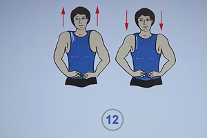 Упражнения при боли в шее 12 (300x200, 89Kb)