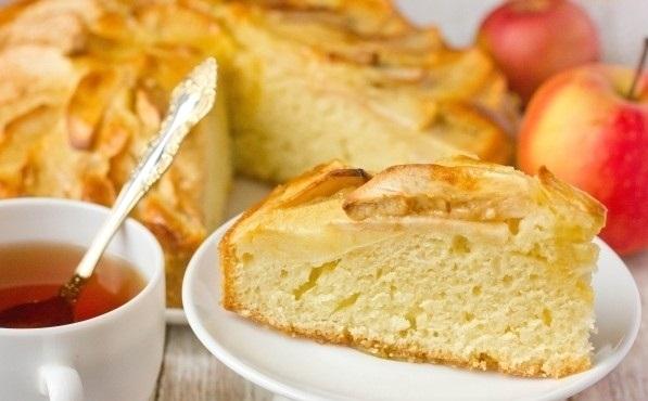 Тесто для пышного пирога