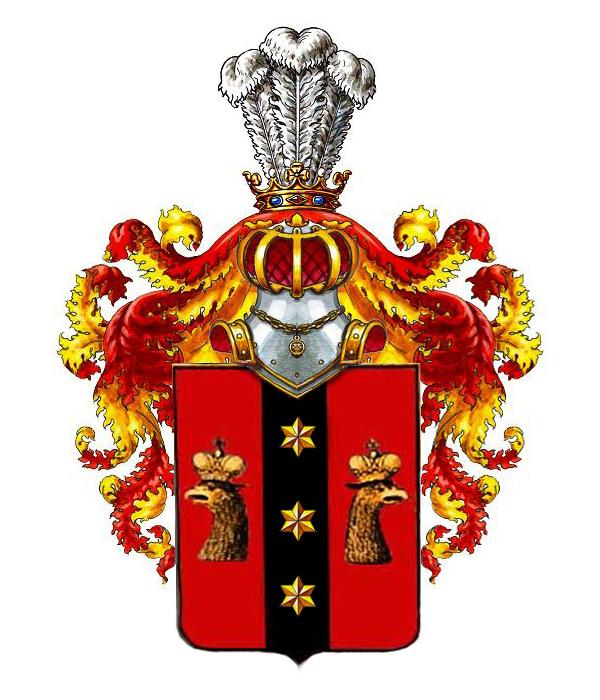 Дворянский герб картинки