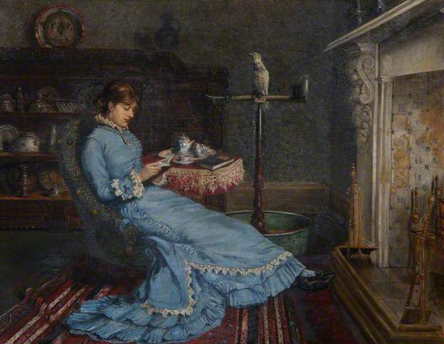 Edith Ballantyne. 1878 (624x484, 57Kb)