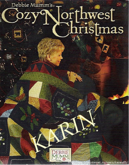 Cozy Northwets Christmas Karin (547x700, 348Kb)