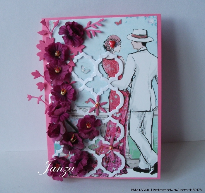европейская сделать красивую открытку на годовщину свадьбы этом