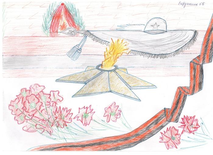 открытка к прорыву блокады рисунок бойцы альфы привлекаются