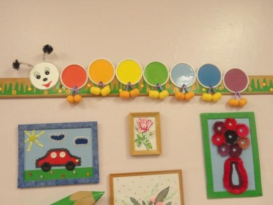 картинки оформление группы в детском саду