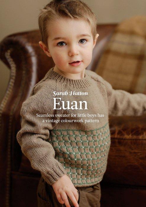 Вязание для мальчиков пуловера Euan. Обсуждение на ...
