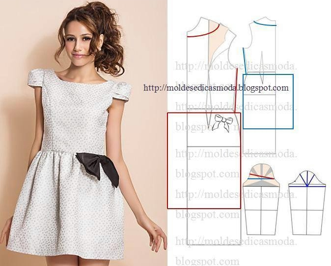 8019bb8e7ce выкройки летних платьев - Самое интересное в блогах
