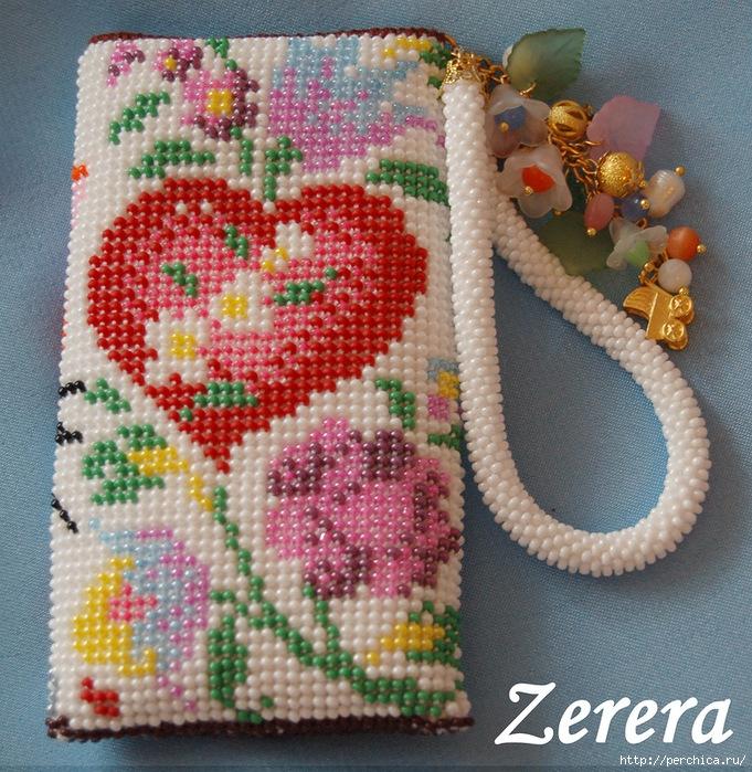вязание бисером записи в рубрике вязание бисером дневник Luzi