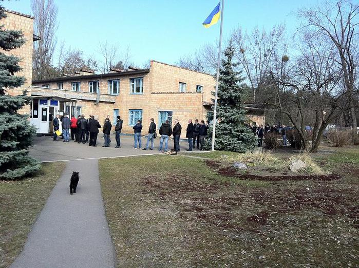киев украина военкомат