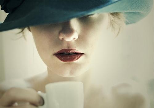 кофе женщина