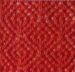 Поиск по блогу Узоры. .  Схемы узоров. .  Ажурные узоры ажурные ромбы.