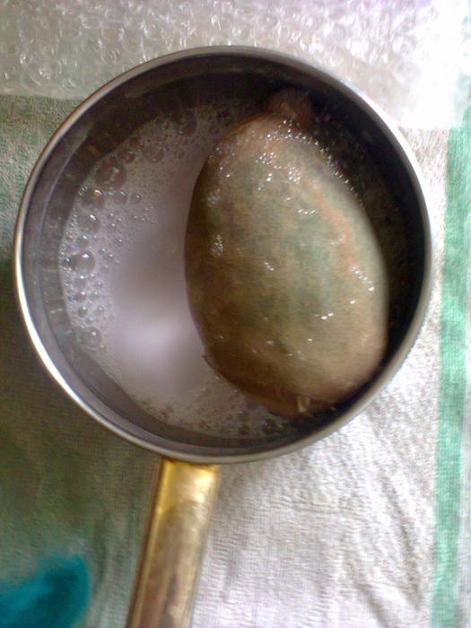 Как сделать пасхальное яйцо из войлока. Мастер класс