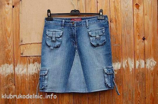 Сшить джинсы мальчику из старых джинсов своими руками
