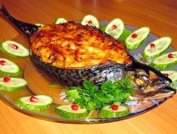Что приготовить из свежей скумбрии на ужин