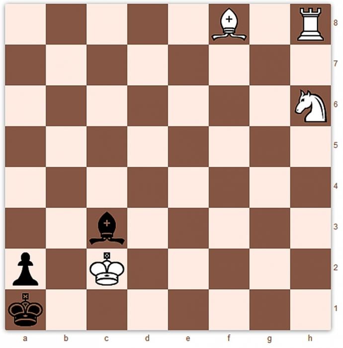 Шахматная задача 19 решение онлайн решить задачу линейного программирования симплексным методом
