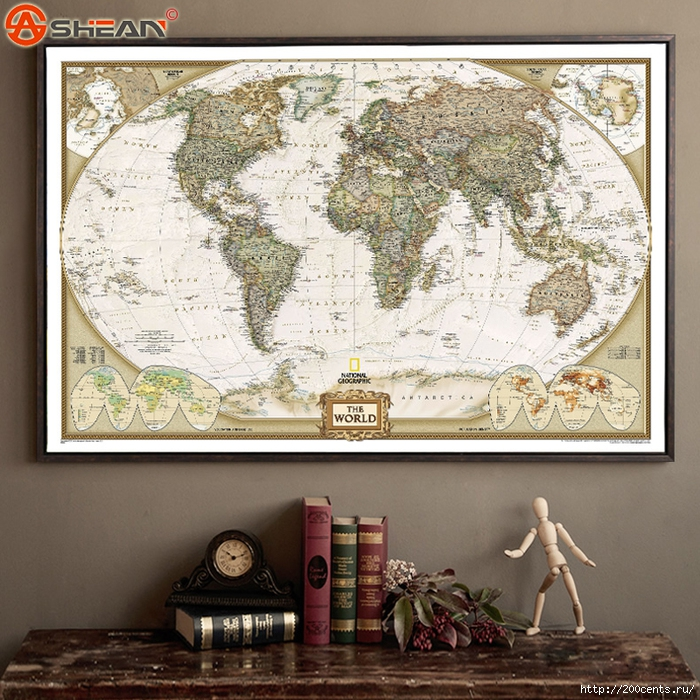 Vintage Retro Matte Kraft Paper World Map Antique Poster Wall Sticker Home Decora 72.5*47.5CM/5863438_VintageRetroMatteKraftPaperWorldMapAntiquePosterWallStickerHomeDecora725471 (700x700, 439Kb)