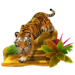 Превью Tiger-Cartoon-Clipart_14 (320x320, 107Kb)