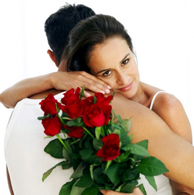 Юбилее мужчине, открытки когда женщина любимая
