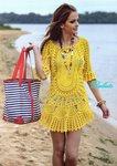 Солнечное платье - туника. Обсуждение на LiveInternet - Российский Сервис Онлайн-Дневников