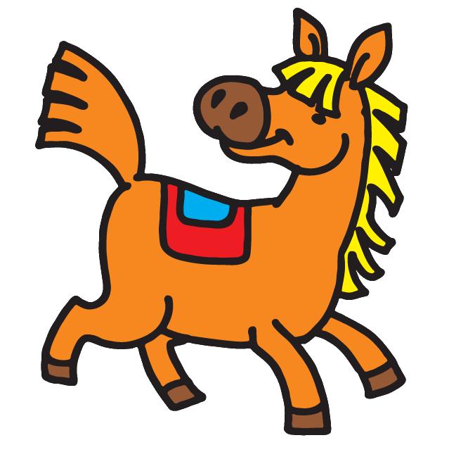 Картинка лошадка на шкафчик