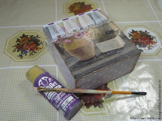Декупаж. Рисуем вуаль со складочками. Мастер-класс (23) (635x476, 171Kb)