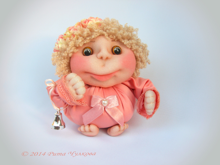 чулочная кукла ангел