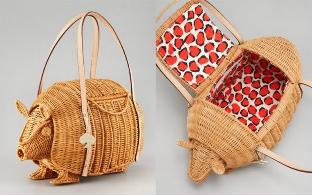 Kate Spade Wicker Armadillo Bag (640x400, 143Kb)