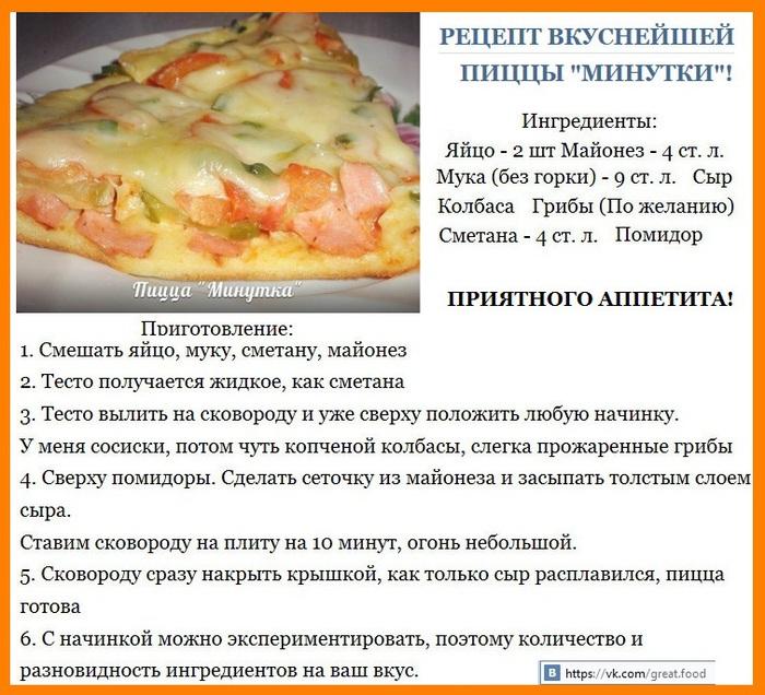 Тесто для пиццы рецепт приготовления с фото юноши