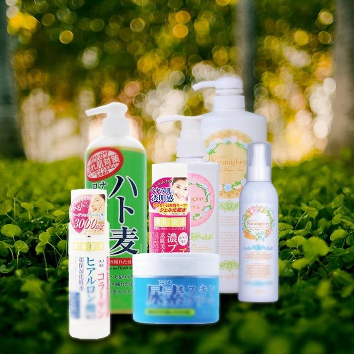 натуральная японская косметика купить