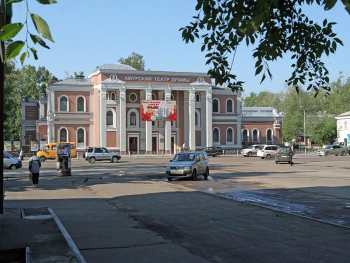 амурская область фото города креативного великолепного программиста