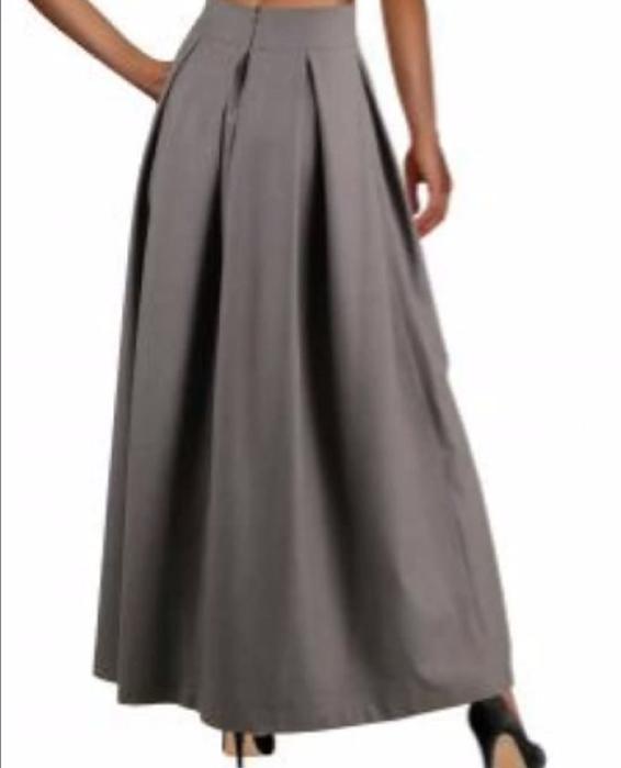 бесшовная юбка с запахом презентация