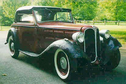 Немецкие автомобили 30-е, 40-е г.г.. Обсуждение на ...