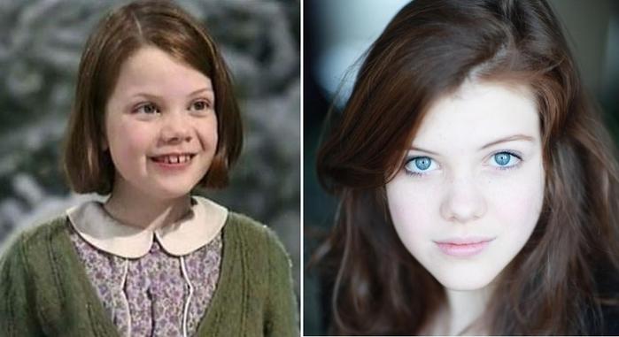 Фото актеров детей которые повзрослели