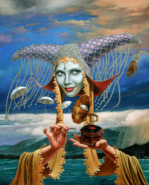 Michael Cheval  2011- Tutt'Art@ (6) (564x700, 549Kb)