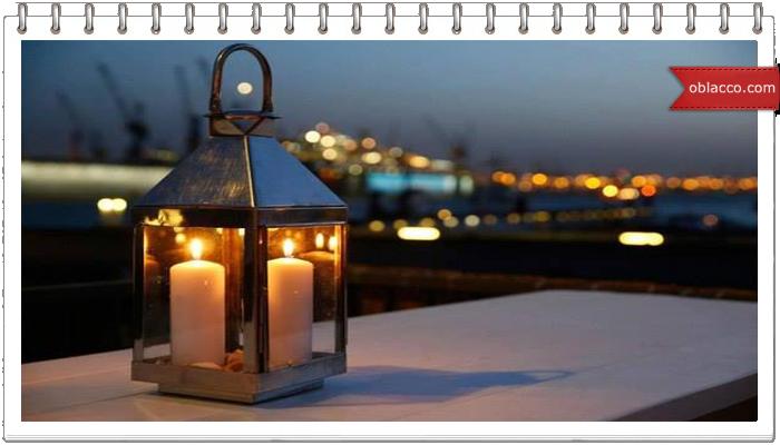 Светильник из старых фотопленок своими руками