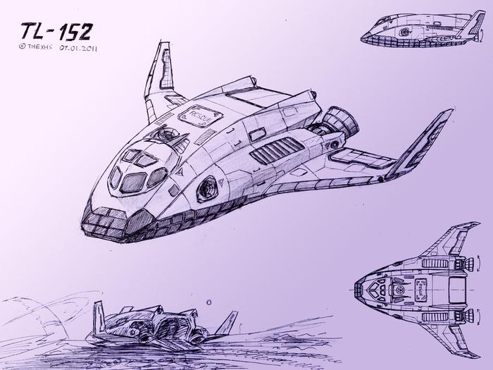 рисунки кораблей будущего в картинках когда