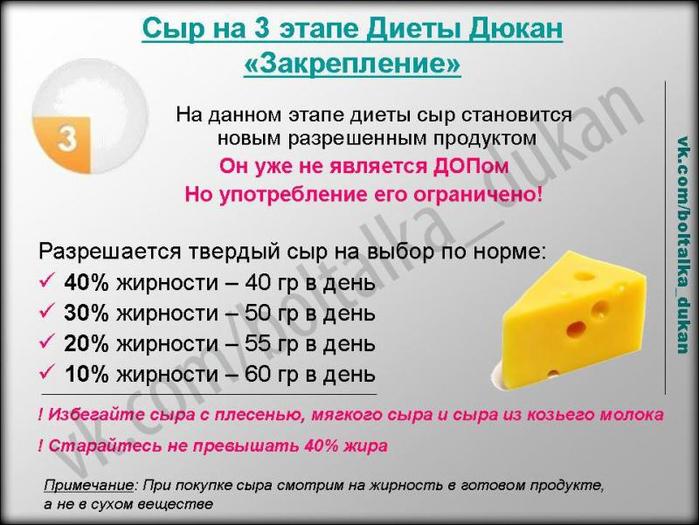 Яйца при диете дюкана