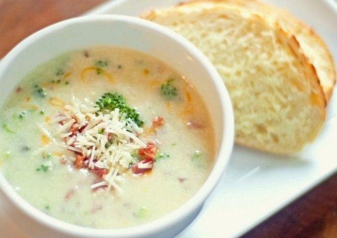 крем суп овощной рецепт с фото