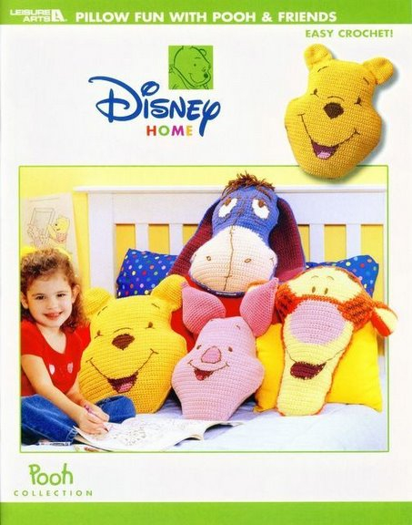 LA 3686 - Pillow Fun With Pooh & Friends (22) - 01 (453x576, 244Kb)