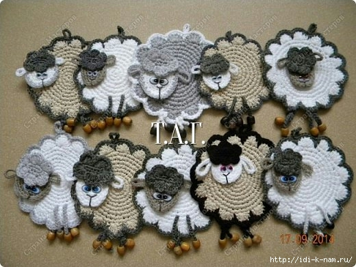 овечки, бычки, птицы, хрюшки | Записи в рубрике овечки ...