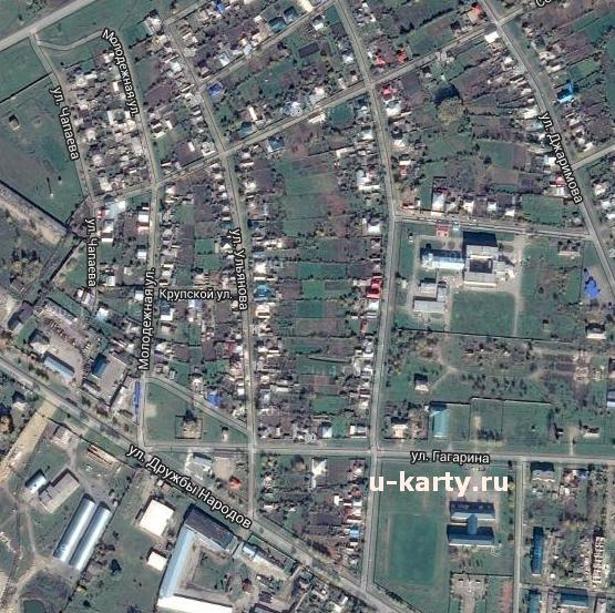 этом карта мюрего фото со спутника вызывает