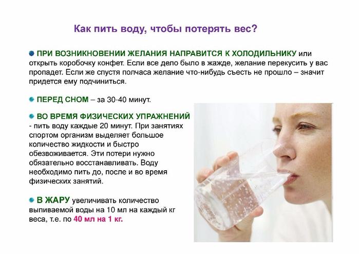 Как похудеть какой капли пить