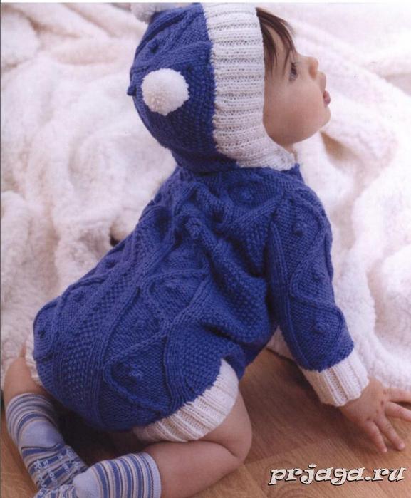 Креативное вязания для малышей на спицах Вязание спицами: все основные схемы для вязки вещей