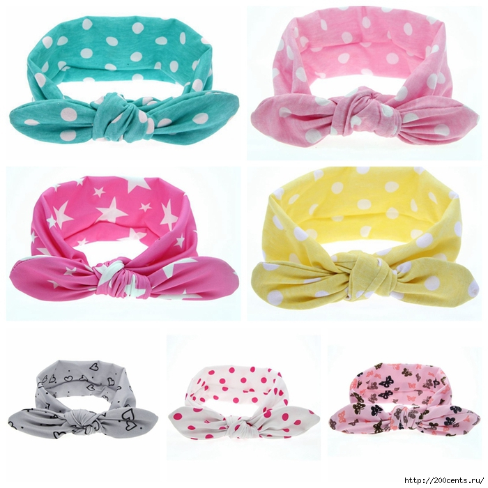 Hot! Children girls headbands Baby cute rabbit ear headwraps Girls fashion hair accessories Kids bowknot hair bands 1pc HB456/5863438_HotChildrengirlsheadbandsBabycuterabbitearheadwrapsGirlsfashionhairaccessoriesKidsbowknothair1 (700x700, 270Kb)
