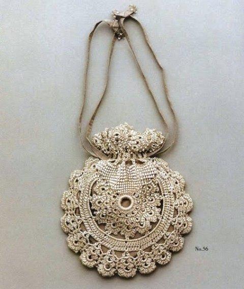 b9cdb364154e вязаная сумка крючком - Самое интересное в блогах