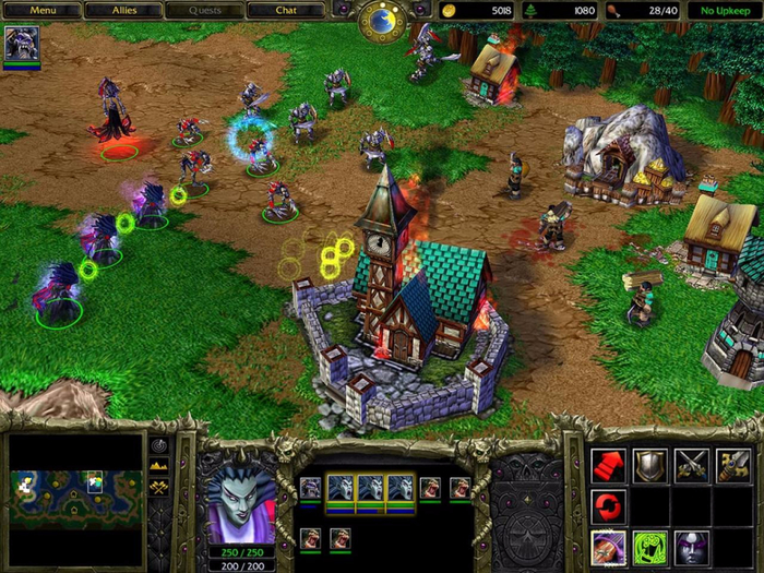 Warcraft III Reign of Chaos-СЃРєСЂРёРЅ2 (700x525, 511Kb)